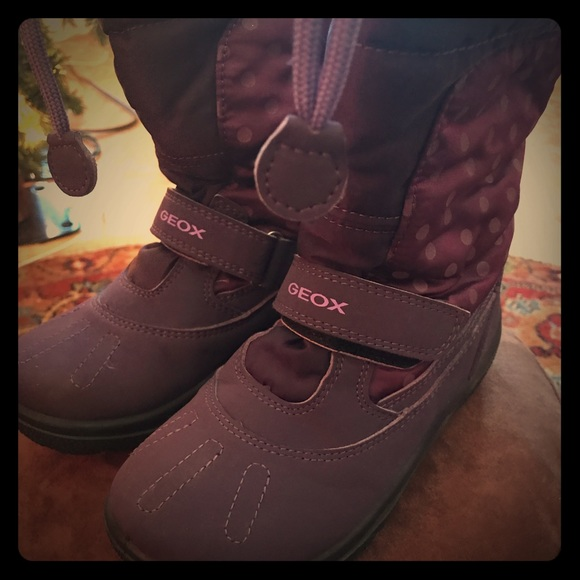 on sale cb127 56714 Geox Winter Boots - kid's size US 11 / EUR 29